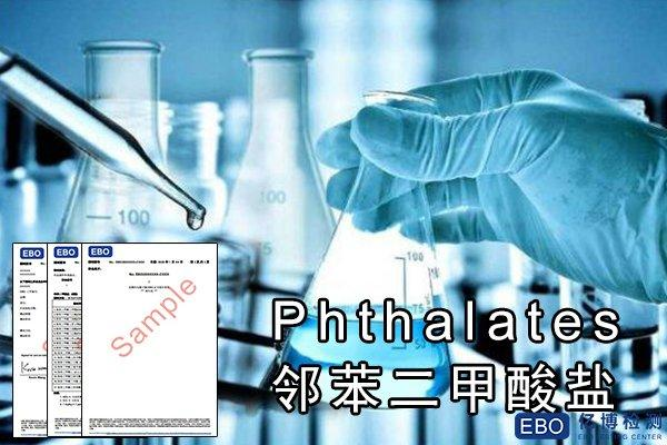 邻苯二甲酸酯CPSC-CH-C1001测试